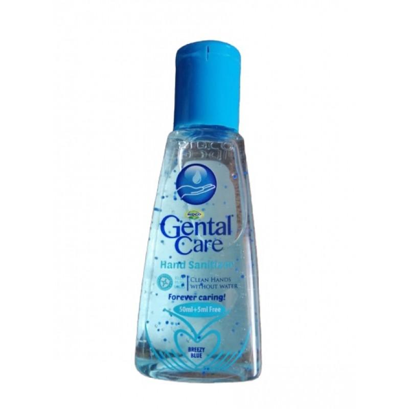 GENTAL CARE HAND SANITIZER BREEZY BLUE 50ML