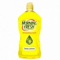 MORNING FRESH DISH WASHING LIQUID ZESTY LEMON 750ML