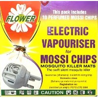 FLOWER MOSSI ELECTRIC VAPOURISER PACK