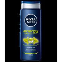NIVEA MEN ENERGY SHOWER-GEL 250ML