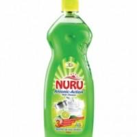 NURU DISH WASHING LIQUID SOAP LEMON SPARK 750ml