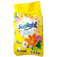 SUNLIGHT SENSATION FRESHNESS OF PETALS WASHING DETERGENT 2 in1  3.5KG