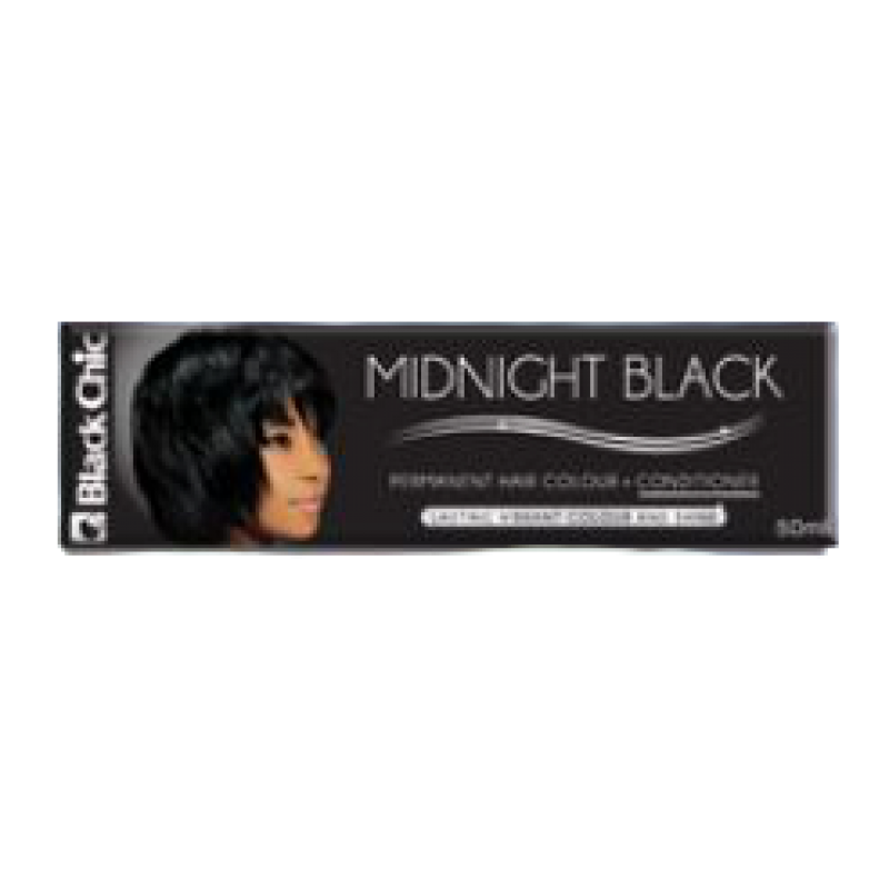 BLACK CHIC MIDNIGHT BLACK HAIR COLOR CREME 50ML
