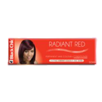 BLACK CHIC RADIANT RED HAIR COLOR CREME 50ML