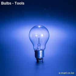 Tools - Bulbs & Batteries