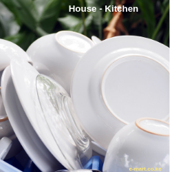 Kitchen & House Hold Items