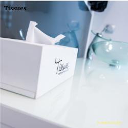 Tissue - Serviettes & Paper Towels