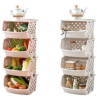 MASTER SUPPLY 4 TIER VEGETABLE RACK