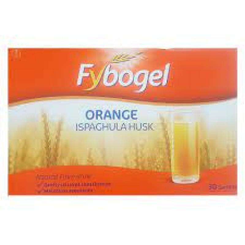 Fybogel Satchets 60`s