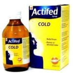 Actifed Cold Syrup 100ml