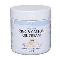Bells zinc and castor oil cream 225gm