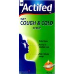 Actifed Cold & Wet Cough 100ml