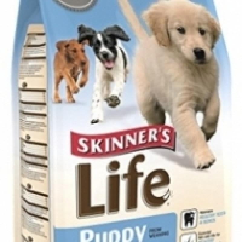 SKINNERS LIFE PUPPY FOOD CHICKEN FLAVOR 2.5KG
