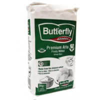 BUTTERFLY WHITE ATTA FLOUR 5KG