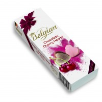 BELGIAN CHOCOLATE HEARTS