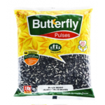BUTTERFLY PULSES BLACK BEANS 1 KG