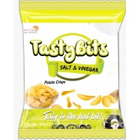 TASTY BITS SALT & VINEGAR POTATO CRISPS 30G