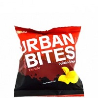 URBAN BITES TOMATO POTATO CRISPS 30G